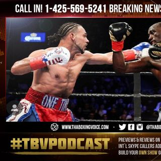 ☎️DAMN🗣Thurman to Crawford🔥 Send The Contract😱I'm Not RUNNING❗️You Never Got Respect at 147👀