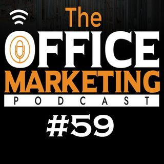 The Office Marketing Podcast #59 - Jeremy Kovacs | What's in the mind of an Outside Sales Representative?