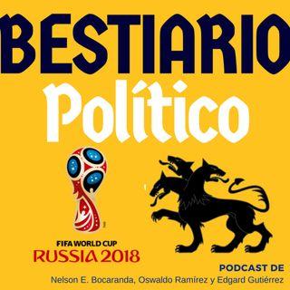 Bestiario Politico 12. Comienza la copa mundial Rusia 2018 pero en Venezuela la crisis sigue