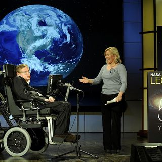 Stephen Hawking – 75th birthday lecture