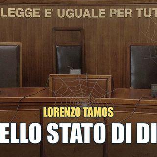 """Lorenzo Tamos: """"Oramai vige solo la legge del più forte"""""""
