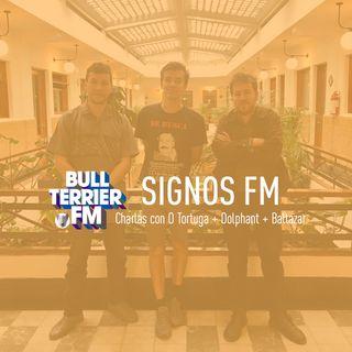 SignosFM #517 con O Tortuga + Dolphant + Baltazar