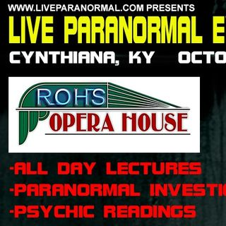 The Paranormal iCon 10-3-14