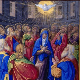 Day 3 - Novena to the Holy Spirit - The Gift of Piety