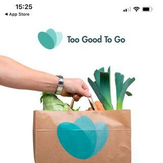 App Too good to go per la cena o il pranzo