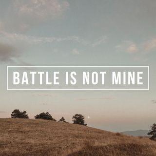 Battles Not Mine: Rev Bill Estep
