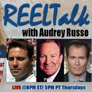 REELTalk: Dr. Scott Barbour of AFLDS, bestselling author and columnist Andrew McCarthy and Major Fred Galvin