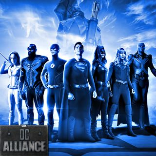 The Future Of The DCCW/Arrowverse : DC Alliance Chapter 26
