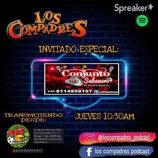 Los Compadres Y El Conjunto Sabanero