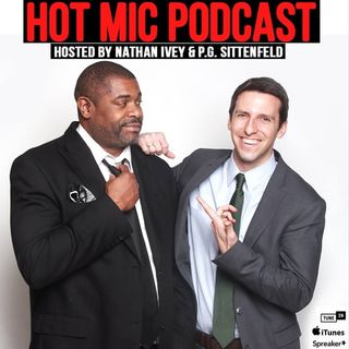 Ep 12 Hot Mic Podcast SOTU, Ralp Northam, OTR Senoir Center and Liam Neeson | CinDigital Media