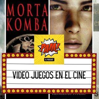 Videojuegos en el cine T2021