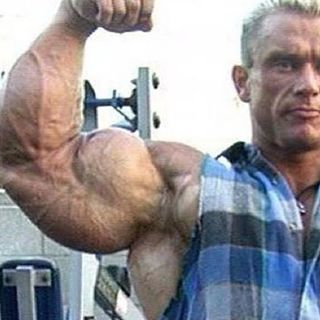 Jay Cutler Encounters Lee Priest