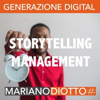 Puntata 40: Storytelling Management