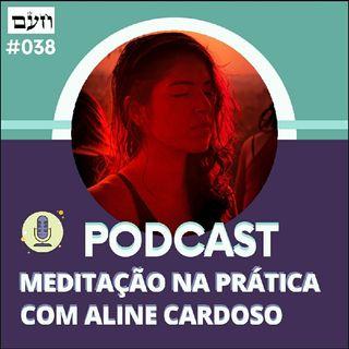 Meditação Guiada Para Prosperidade: Reciprocidade = Compartilhando Para Receber | Aline Cardoso #038