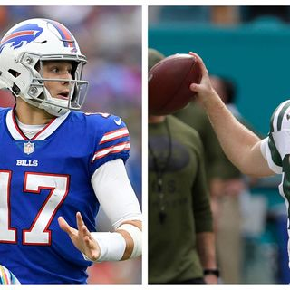 Darnold breats the Buffalo curse: why Sams win was different