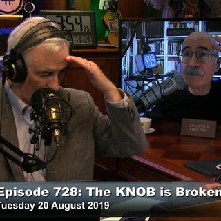Security Now 728: The KNOB is Broken