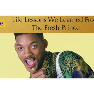 Life Lessons We Learned From The Fresh Prince of Bel Air