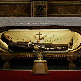 42 - I ricordi di san Carlo da Sezze al convento di san Francesco a Ripa