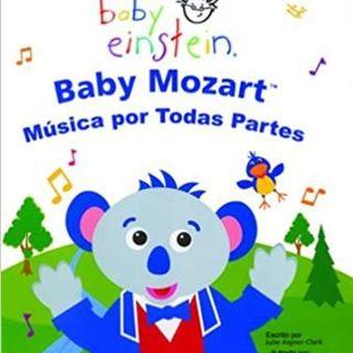 Música por todas partes, Cuento Infantil