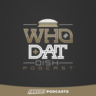 The Who Dat Dish Podcast - Episode 23B - Previewing Saints-Rams with Mark George