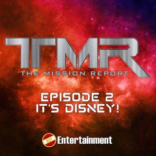 Episode 2 - It's Disney