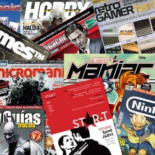 Revistas Videojuegos Ep. 1