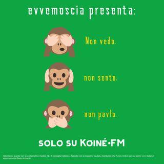"""evvemoscia presenta: """"Non vedo, non sento, non pavlo"""" - S02E05 - Let's vibe"""