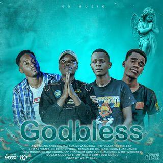 NG Muzik - God Bless (Prod Weizy Dark) • Boaca7