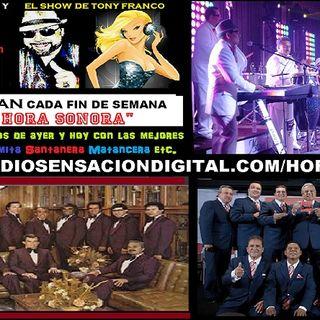 LA HORA SONORA Latin Tropical Music