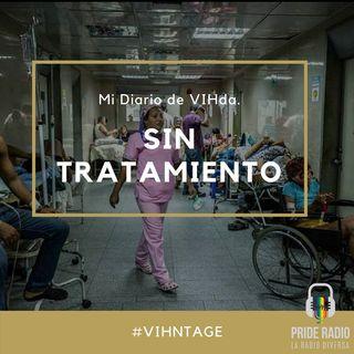 """Mi Diario de VIHda: Sin tratamiento"""""""