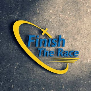 Finish The Race - Don't Fear Christians, God Is In Control