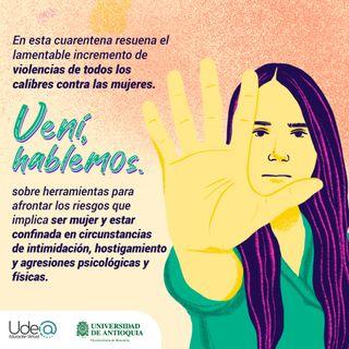 EP3 - Vení hablemos - Violencias contra las mujeres