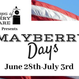 Let's go enjoy some fun in Sylvania at their Mayberry Days Fest!