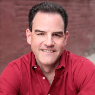 Award-winning Author and Storyteller Marc Graham on Big Blend Radio