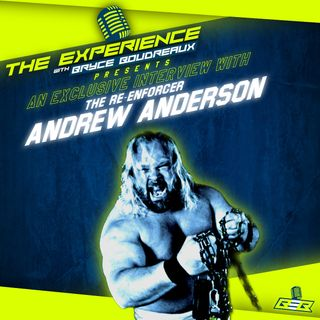 """The Re-Enforcer"" Andrew Anderson"