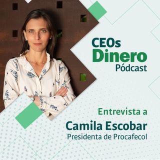 """""""No podemos desaprovechar una buena crisis"""": Camila Escobar, presidenta de Procafecol"""