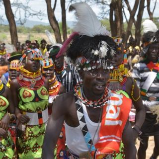 CALMIE AFRICAN DIARY SHOW-  CELEBRATING LOKIRIAMA FOURTY YEARS OF PEACE.