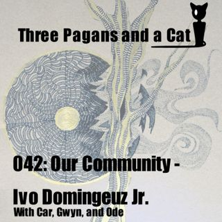 Episode 042: Our Community: Ivo Domingeuz Jr.