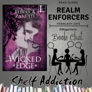 Ep 178: 3B1S   Wicked Edge (RE#2) Read-Along Discussion