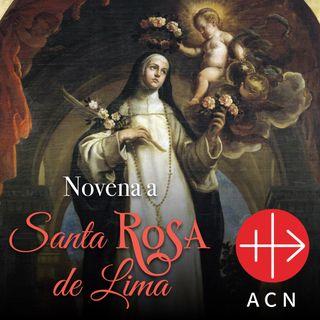 Novena a Santa Rosa de Lima - Día 8
