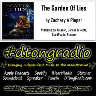 #MusicMonday on #dtongradio - Powered by The Garden Of Lies on Amazon