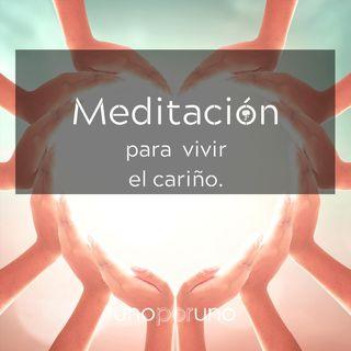 Meditación para vivir el cariño