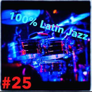 100% latin jazz #25