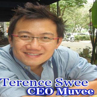 CEO of Muvee.Com Terence Swee