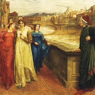Dante - Vita Nuova - introduzione