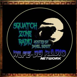 Squatch Zone Radio Welcomes Ronald J Morehead