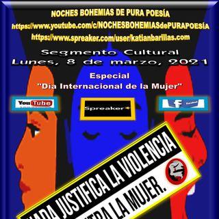 Homenaje al Día Internacional de la Mujer
