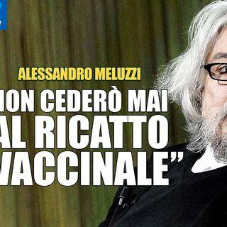 """Alessandro Meluzzi: """"I medici fiancheggiano questo sistema perverso per ragioni economiche"""""""