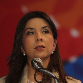 Ministra Maria Victoria Angulo habló en la W Radio