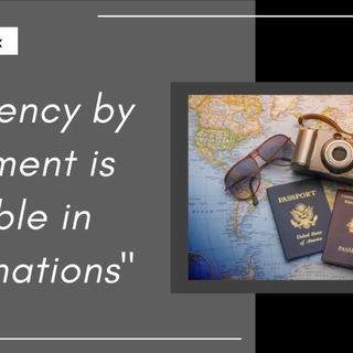 [ HTJ Podcast ] Residency by investment is available in many nations